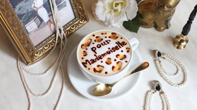 Mademoiselle Cafe - ドリンク写真: