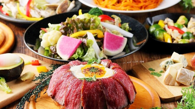 Meat&Cheese YOKUBALU - メイン写真: