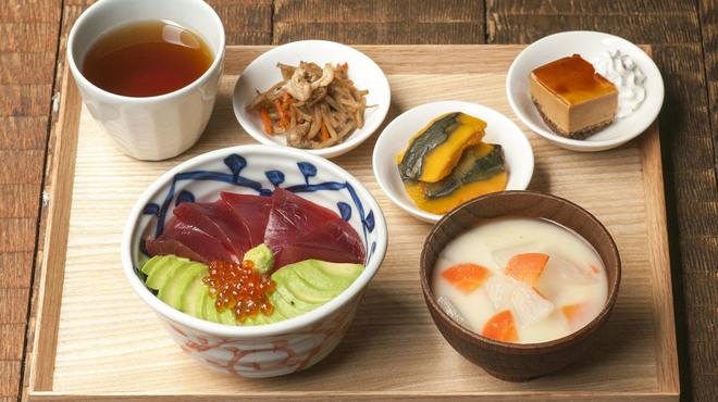 京都石塀小路豆ちゃ - 料理写真: