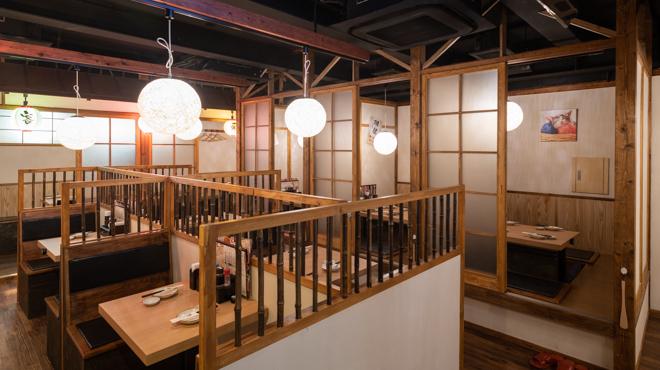 個室居酒屋 酒蔵 季 - メイン写真:全景
