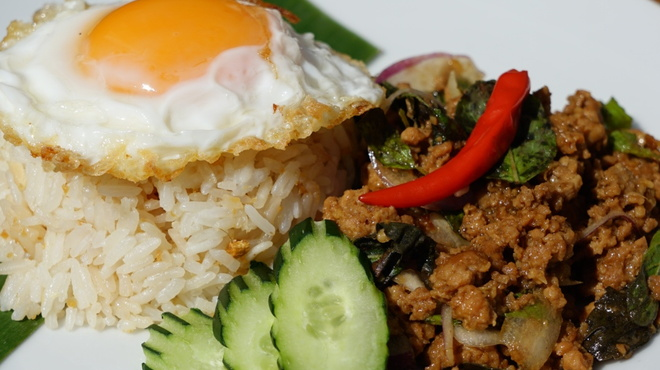 BACKPACKER'S CAFE 旅人食堂  - 料理写真: