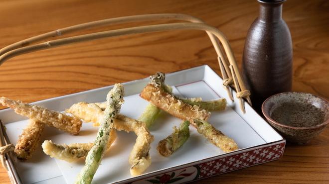 蕎麦と酒おもたか - メイン写真: