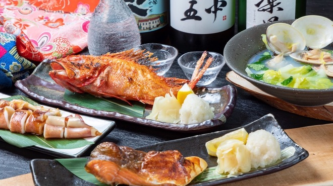 オサカナヤ魚魚権 - メイン写真: