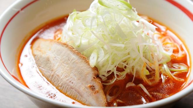 和歌山ラーメン まる岡 - 料理写真:ピリ辛ラーメン