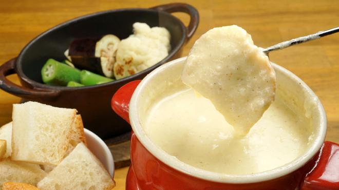 チーズと野菜のお食事バル べるまじお - メイン写真: