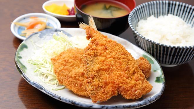 魚勝 - 料理写真:フライ定食