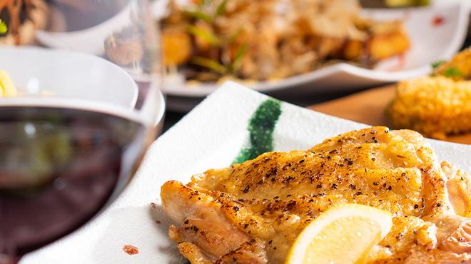 豊田個室居酒屋 酒と和みと肉と野菜 - 料理写真: