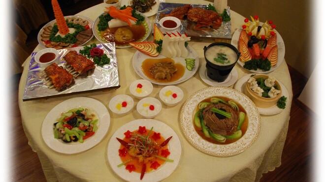 東京穆斯林飯店 - 料理写真: