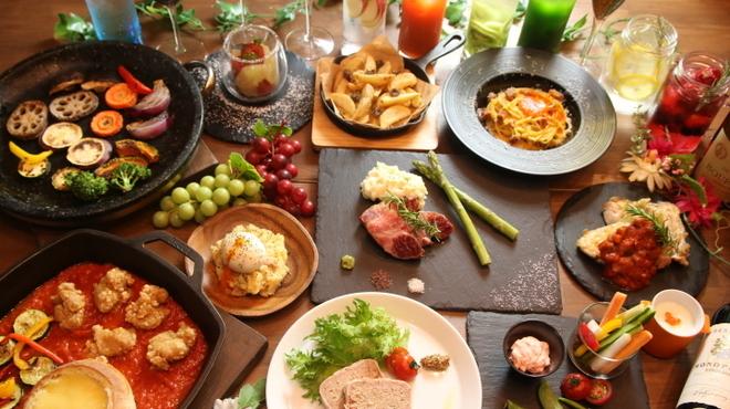 肉×野菜バル WTe - メイン写真: