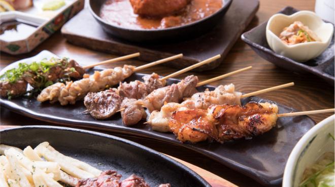 大衆肉割烹 肉じるしるし - メイン写真:
