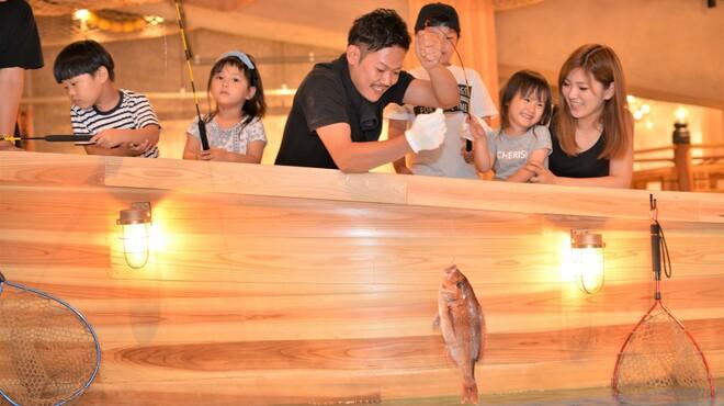 ジャンボ釣船 つり吉 - メイン写真: