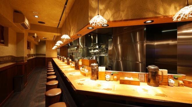 麺屋武蔵 二天 - メイン写真: