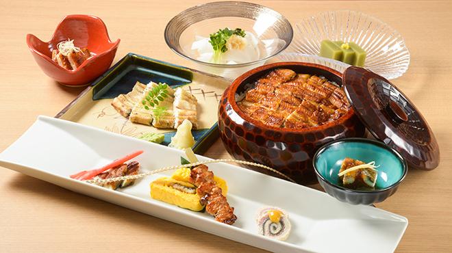 赤坂 ふきぬき - 料理写真:鰻会席膳_9,000円コース