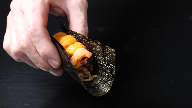 鴨蕎麦 尖 - メイン写真: