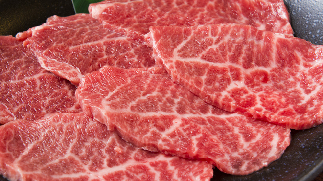 焼肉TABLEさんたま - 料理写真:赤城和牛 日替り稀少部位も低価格で!