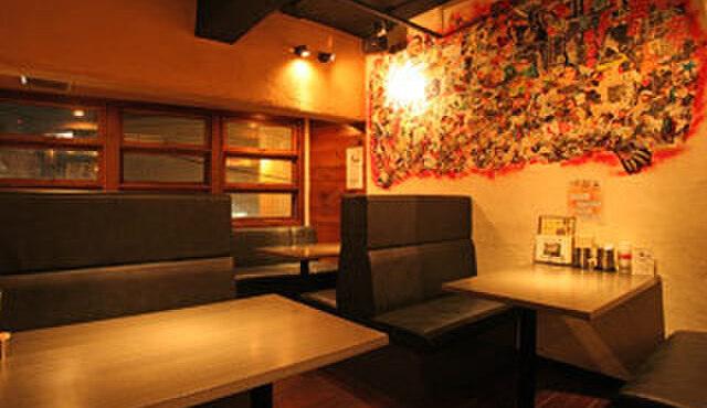 麺酒房 実之和 - 内観写真: