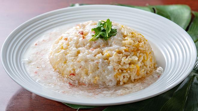 台南担仔麺 - メイン写真:あんかけ炒飯
