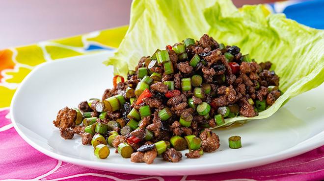 台南担仔麺 - メイン写真:ツァイントウ