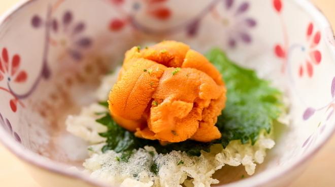 天ぷら やまなか - メイン写真: