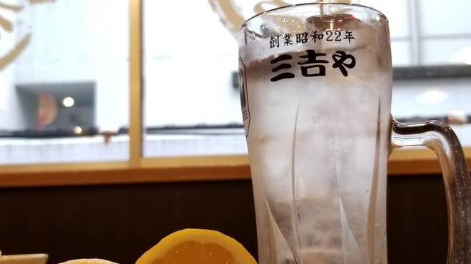 三吉や - メイン写真: