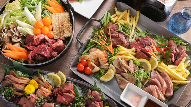古民家個室×肉バル ミートファミリア - メイン写真:
