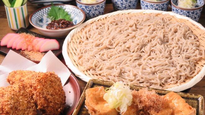 蕎麦とお酒 そばちょこ - メイン写真: