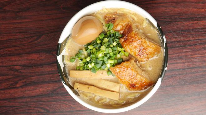 麺屋武蔵 武骨 - メイン写真: