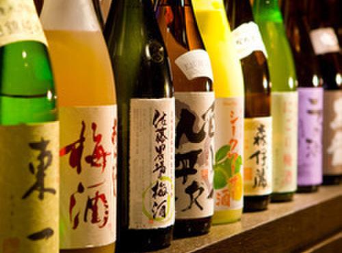 かね竹 - 料理写真:お酒