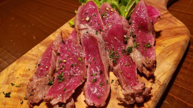 ビアバルNAGAOKAYA - 料理写真: