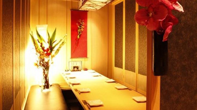 北海道海鮮・6つのモチーフ個室 23番地 - メイン写真: