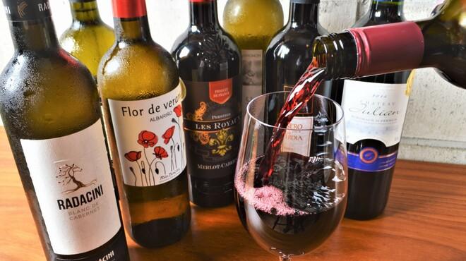 ワインと唐揚げバル バル平 - メイン写真: