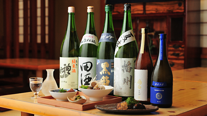 流山 すず季 - ドリンク写真:日本酒