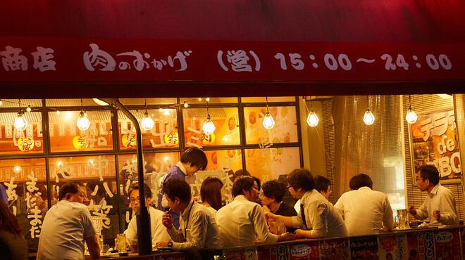 屋台酒場 肉のおかげ - メイン写真: