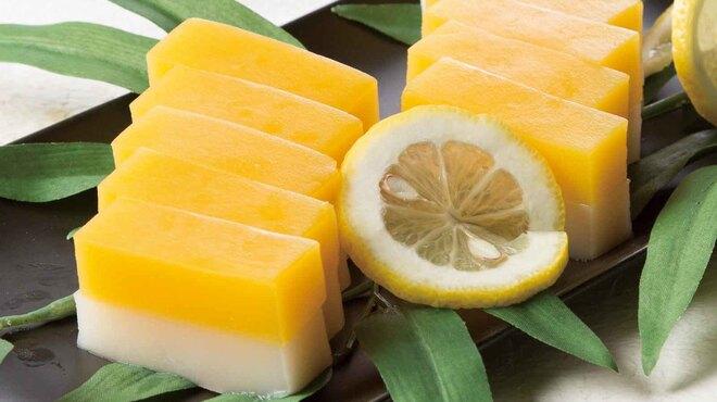 プレミアムビュッフェ - 料理写真:マンゴーとレモンの羊羹