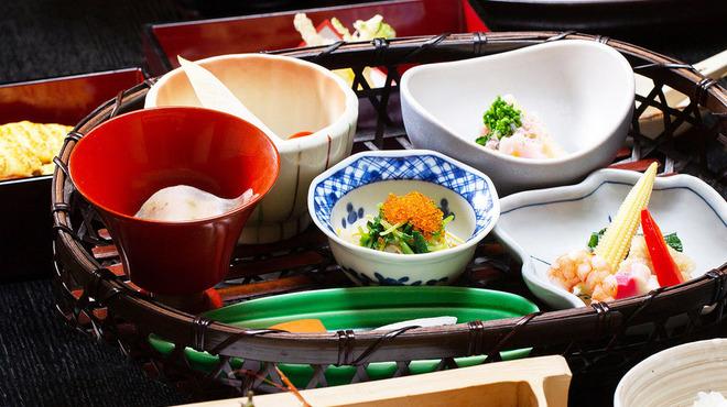 亀戸升本 - 料理写真:亀戸コース
