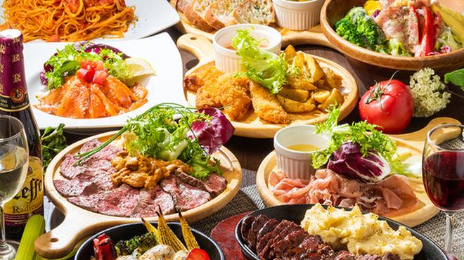 肉×チーズ×個室 米蔵 - メイン写真: