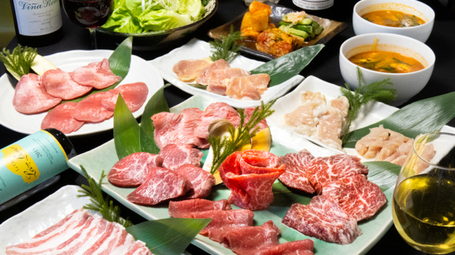 Tokaien 老舗の名店 焼肉  - メイン写真: