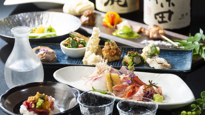 魚鶏料理 仲乃路 - メイン写真: