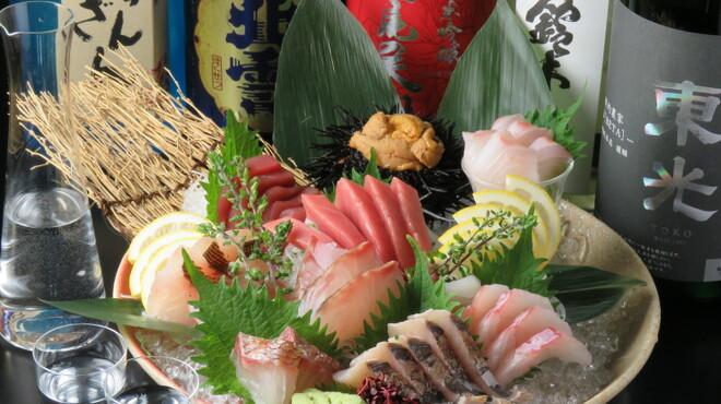 和牛と海鮮 和食創作 えいと - メイン写真: