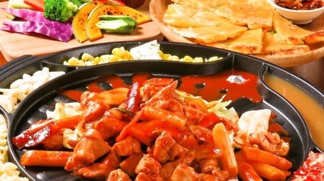 肉バル ユッケン - 料理写真: