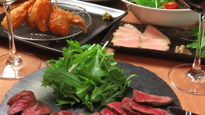 銀座酒場 マルハチ - 料理写真: