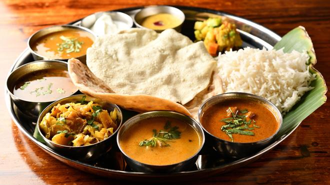 南インド食堂 ビーンズ オン ビーンズ - メイン写真: