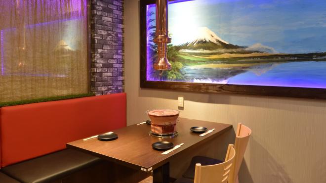 羊×牛特製タレ炭火焼 シルクロード - メイン写真: