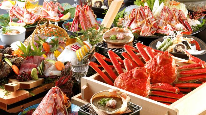 蟹と海鮮 尊 - メイン写真: