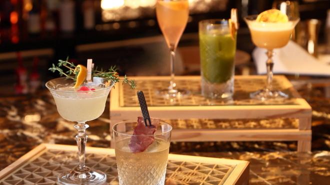 Lounge & Bar 1867 - ドリンク写真:10種類以上のオリジナルカクテルをご用意しております