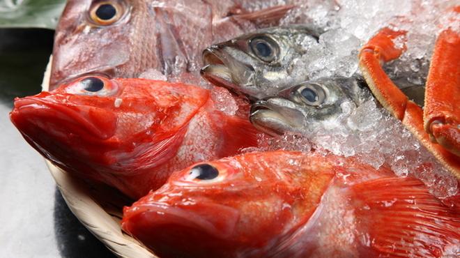 魚じょんがら べたなぎ - メイン写真: