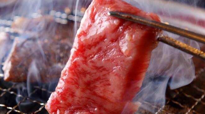 本格七輪 炭火焼肉 炭咲 - 料理写真: