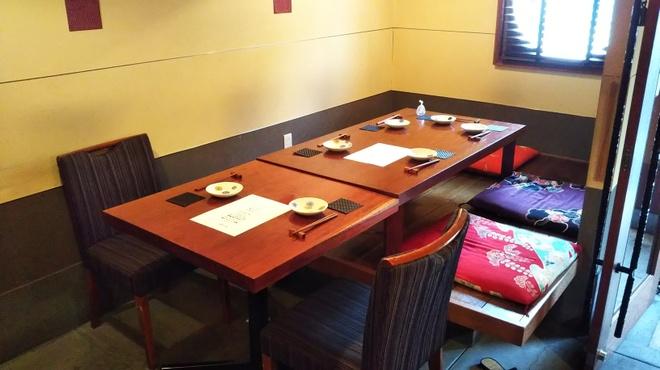 日本酒とお刺身 秋丸 - 内観写真:6名様~12名様までコネクトOK!