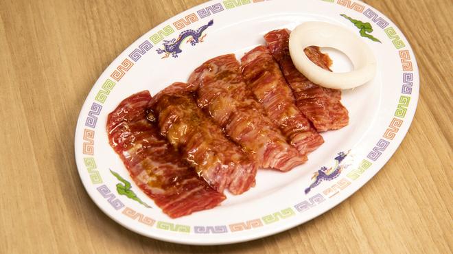 焼肉ソウル - 料理写真:黒毛和牛カルビ