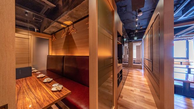 隠れ家居酒屋×個室 とりうお - メイン写真:
